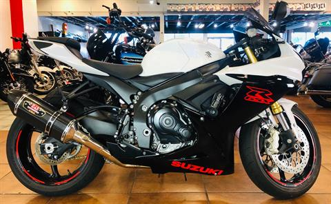 2019 Suzuki GSX-R750 in Pinellas Park, Florida - Photo 1
