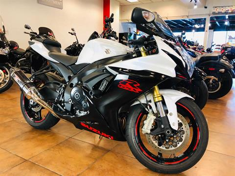 2019 Suzuki GSX-R750 in Pinellas Park, Florida - Photo 3