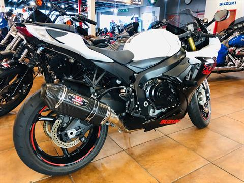 2019 Suzuki GSX-R750 in Pinellas Park, Florida - Photo 4