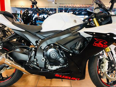 2019 Suzuki GSX-R750 in Pinellas Park, Florida - Photo 6