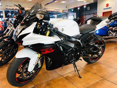 2019 Suzuki GSX-R750 in Pinellas Park, Florida - Photo 11