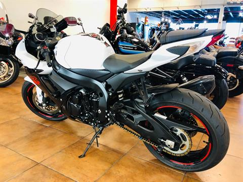 2019 Suzuki GSX-R750 in Pinellas Park, Florida - Photo 12