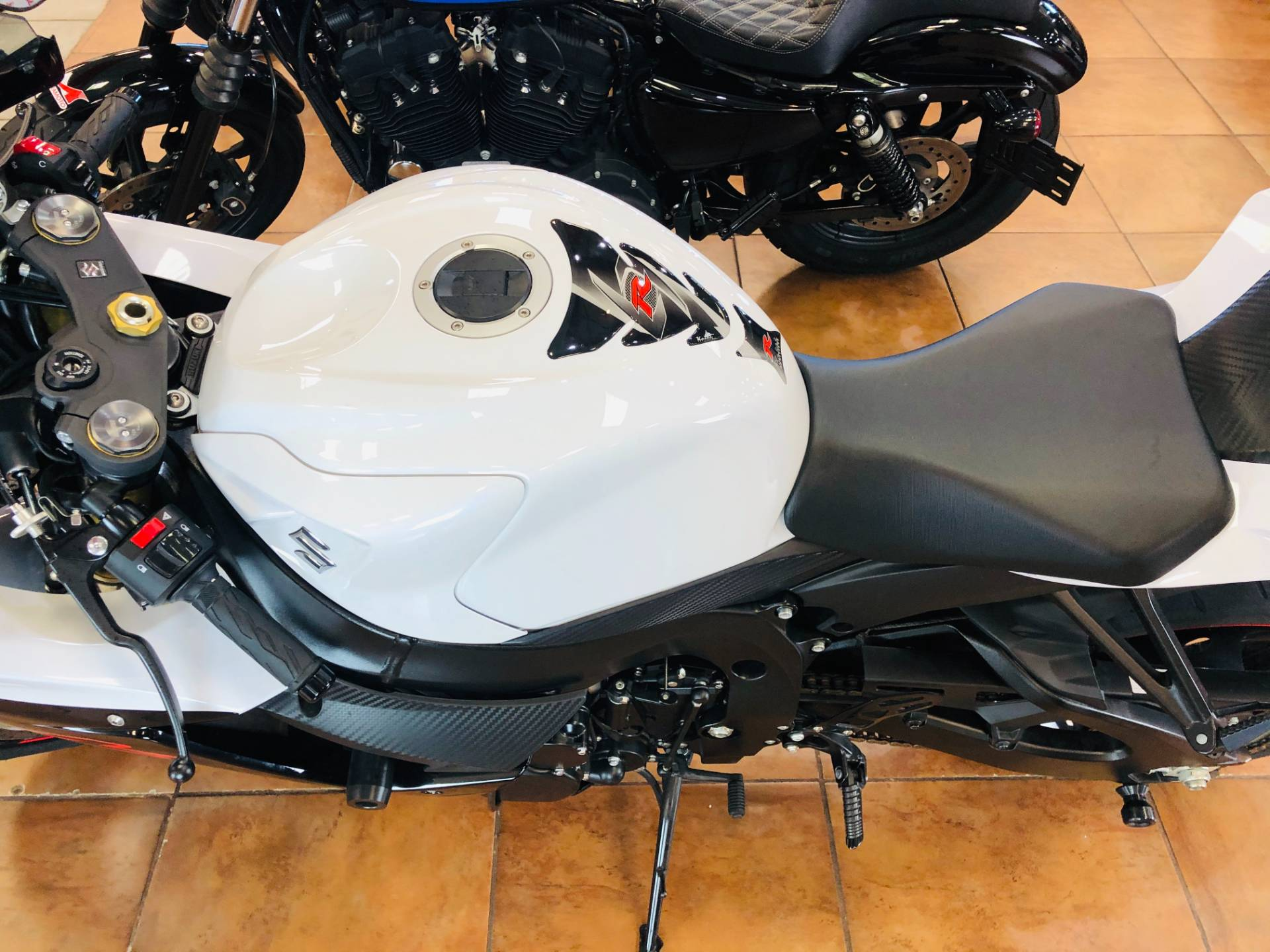 2019 Suzuki GSX-R750 in Pinellas Park, Florida - Photo 17