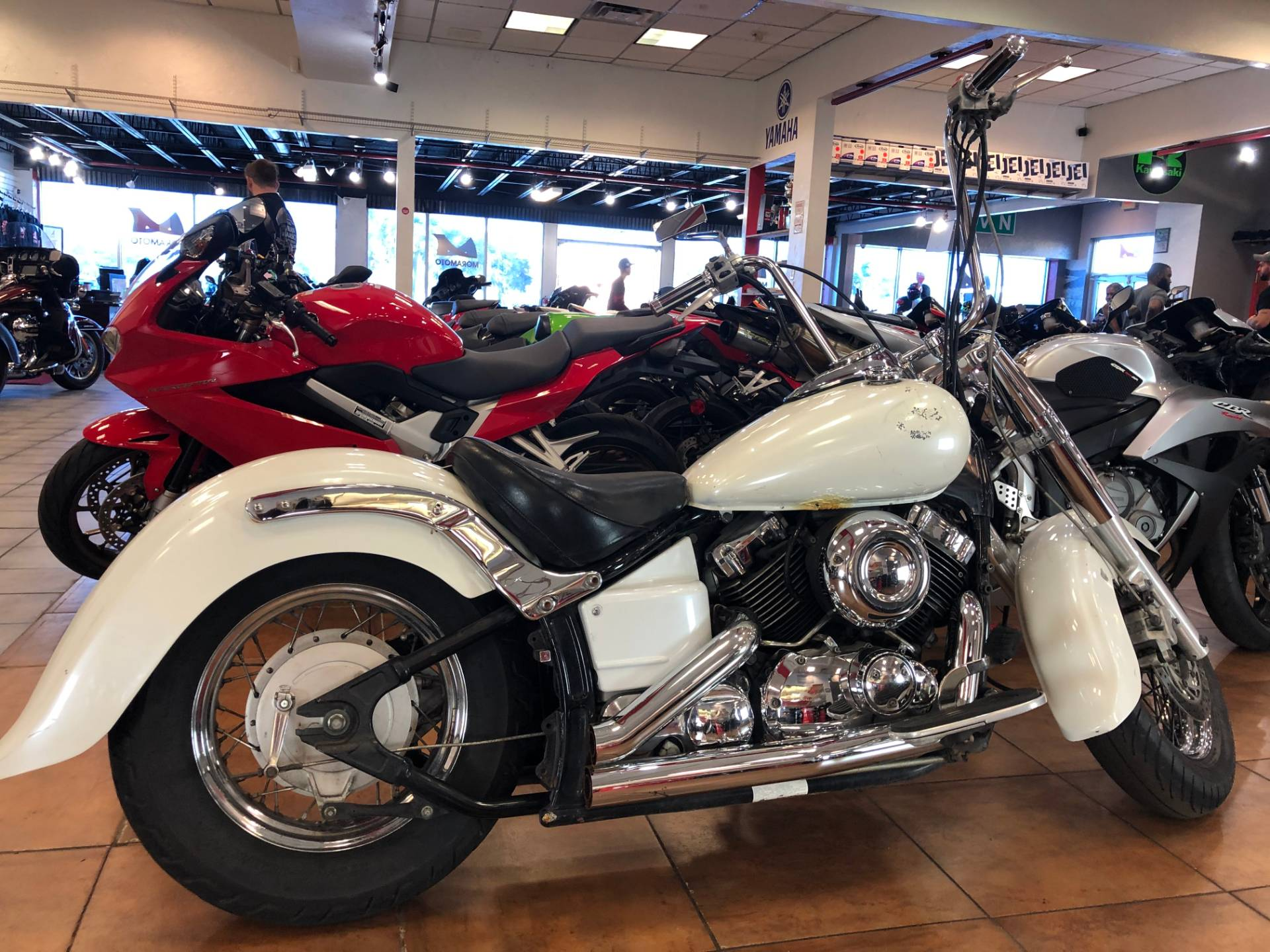 2007 Yamaha V Star® Classic in Pinellas Park, Florida - Photo 5