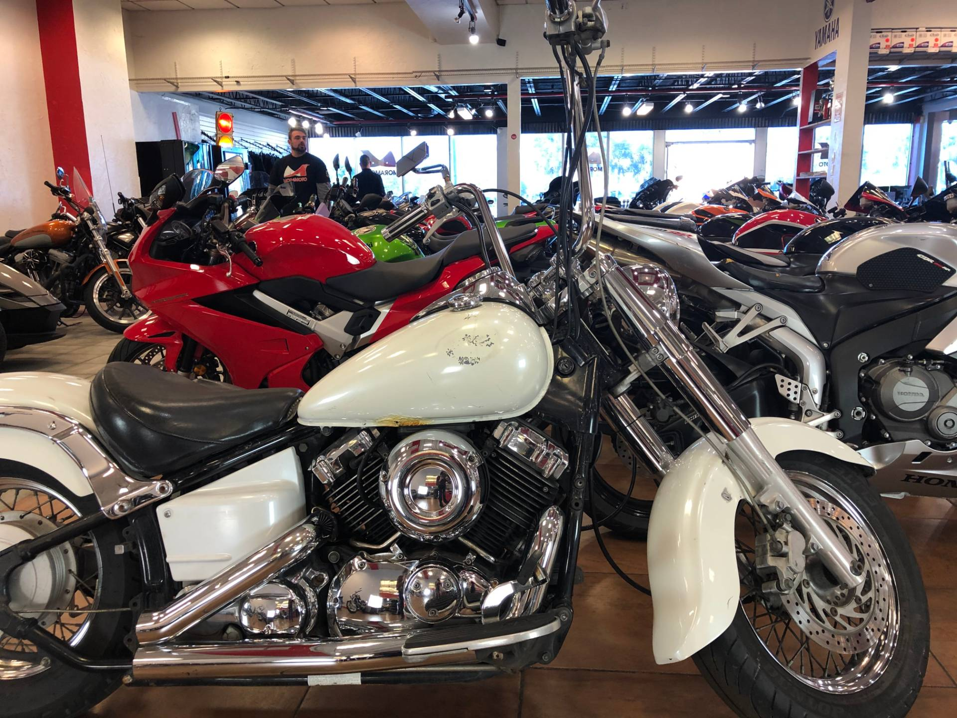 2007 Yamaha V Star® Classic in Pinellas Park, Florida - Photo 6