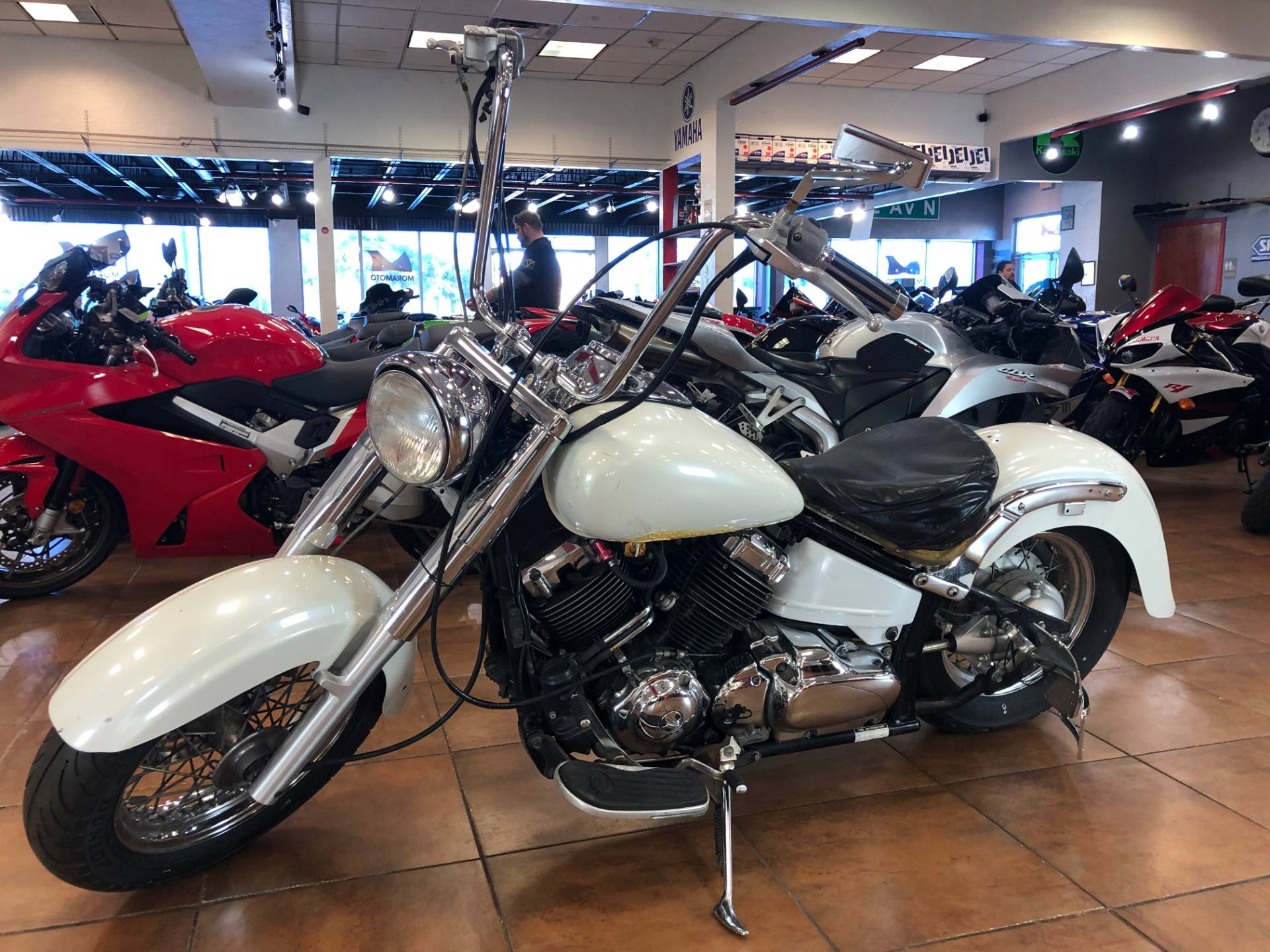 2007 Yamaha V Star® Classic in Pinellas Park, Florida - Photo 10