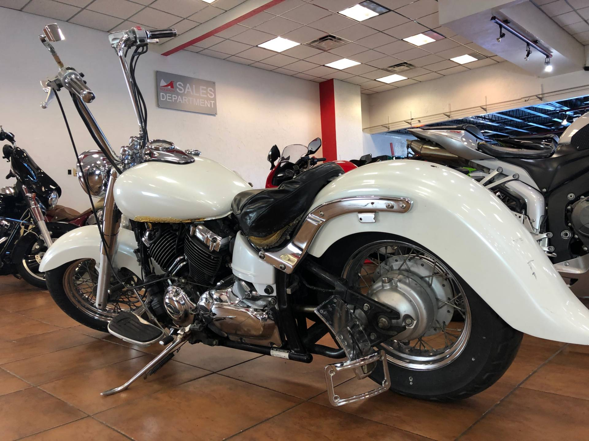 2007 Yamaha V Star® Classic in Pinellas Park, Florida - Photo 14