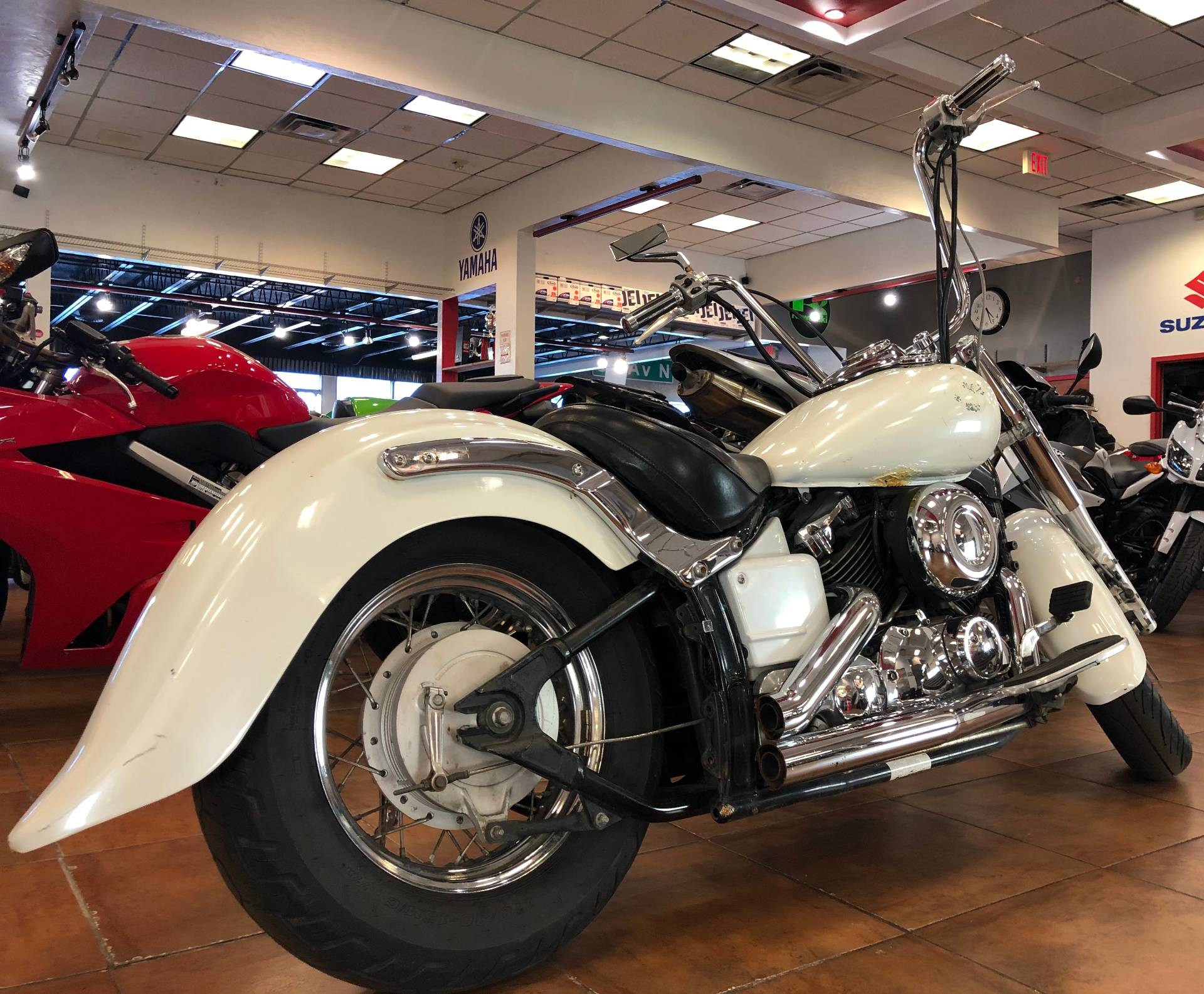 2007 Yamaha V Star® Classic in Pinellas Park, Florida - Photo 15
