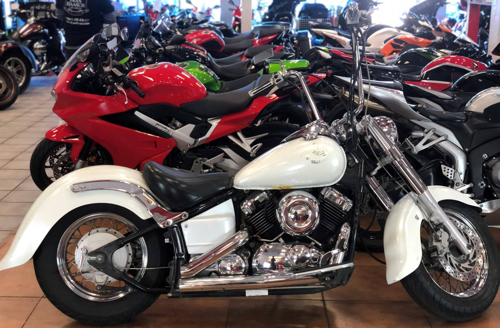 2007 Yamaha V Star® Classic in Pinellas Park, Florida - Photo 1
