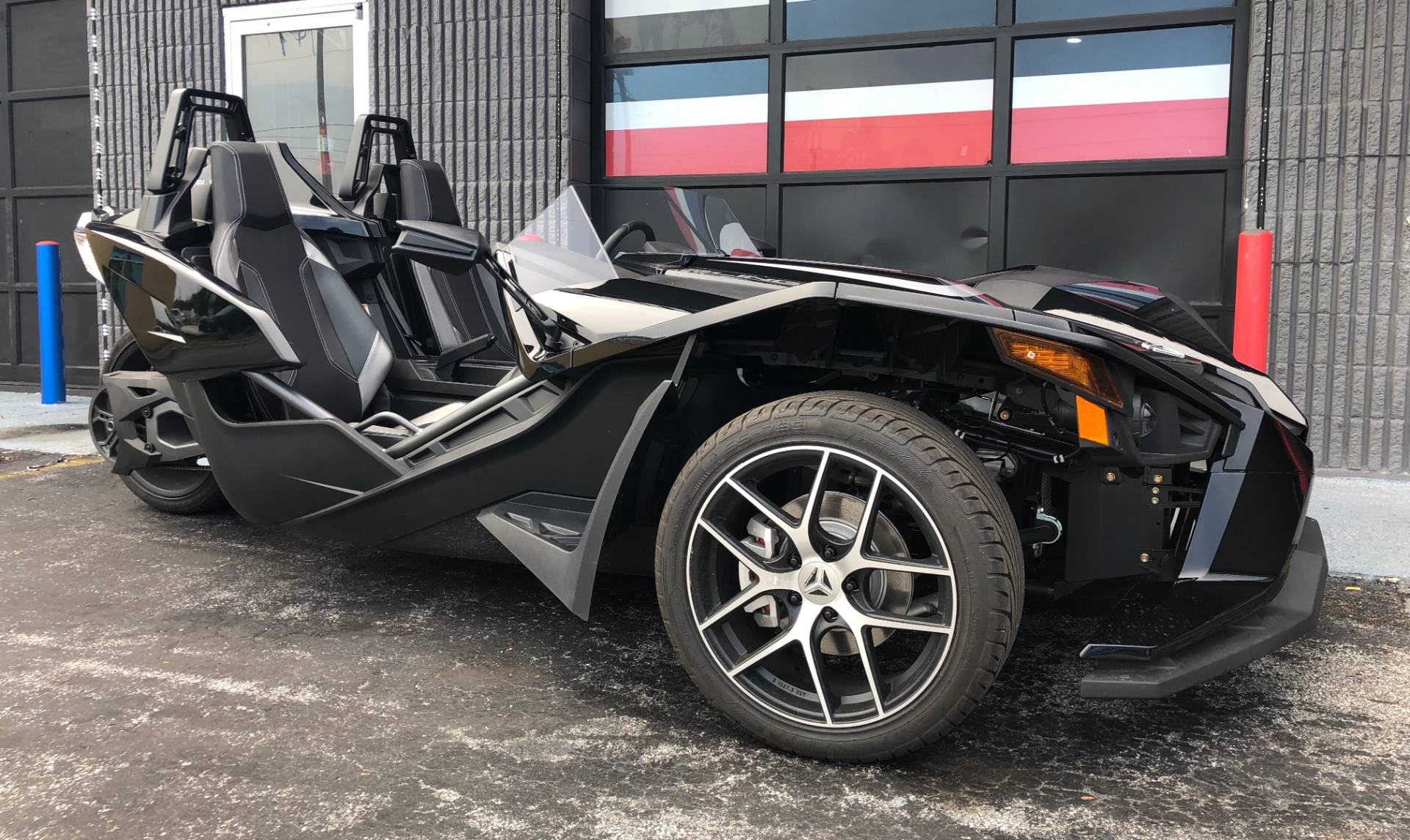 2019 Polaris Slingshot SL in Pinellas Park, Florida - Photo 3