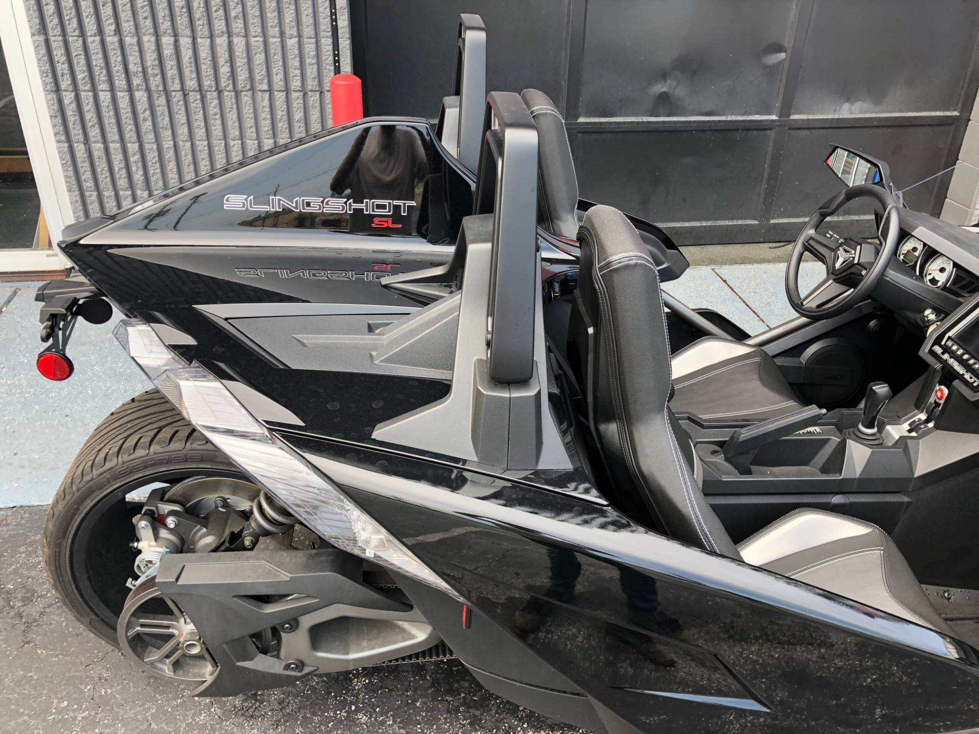 2019 Polaris Slingshot SL in Pinellas Park, Florida - Photo 10