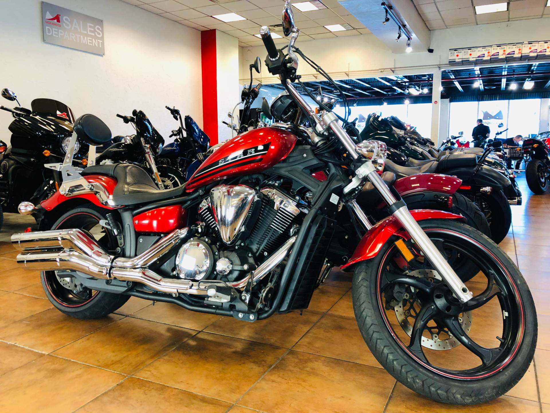 2014 Yamaha Stryker in Pinellas Park, Florida - Photo 3