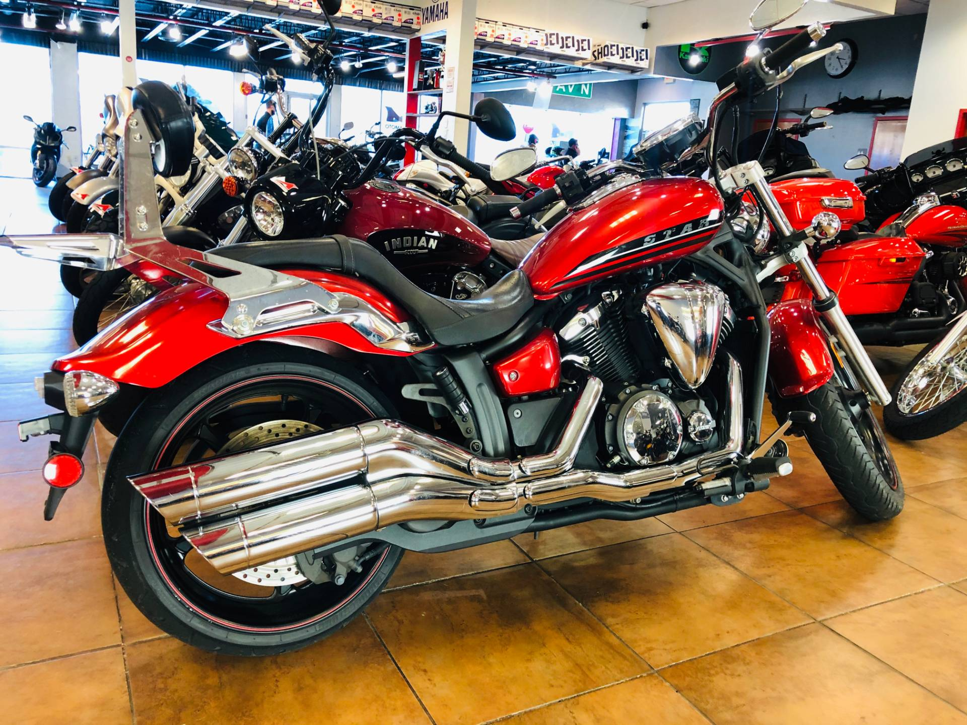 2014 Yamaha Stryker in Pinellas Park, Florida - Photo 4