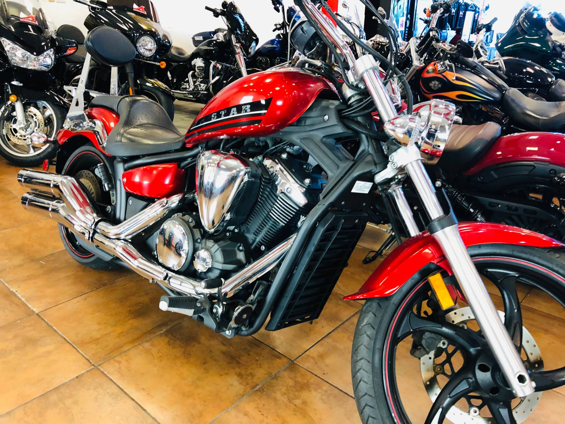 2014 Yamaha Stryker in Pinellas Park, Florida - Photo 5