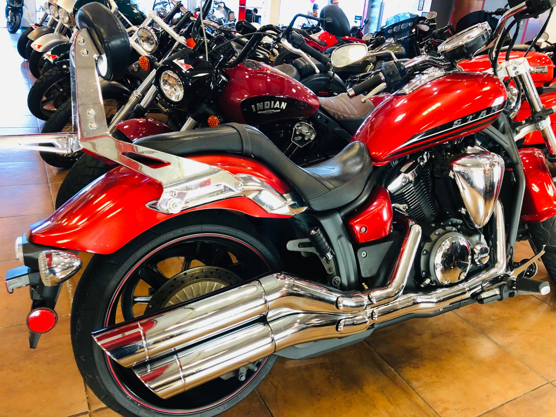 2014 Yamaha Stryker in Pinellas Park, Florida - Photo 7