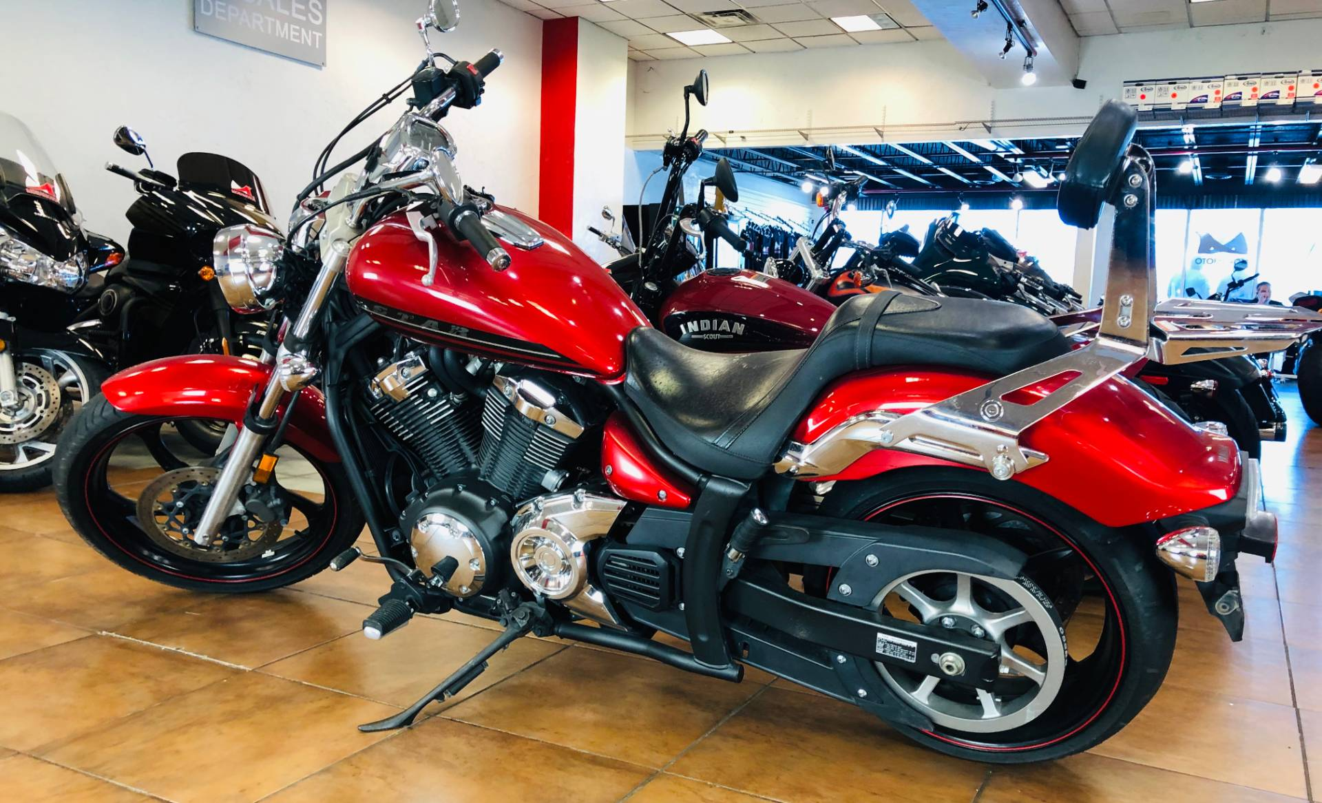 2014 Yamaha Stryker in Pinellas Park, Florida - Photo 12