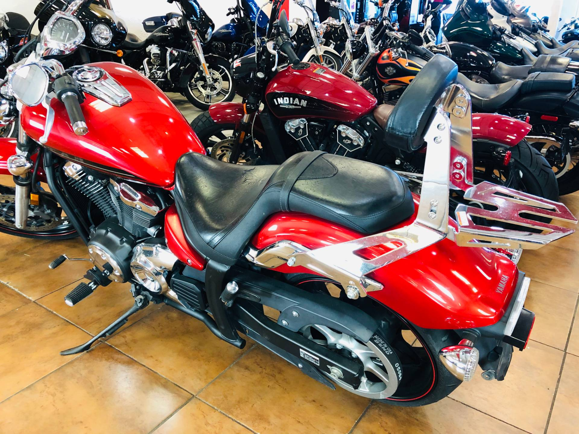 2014 Yamaha Stryker in Pinellas Park, Florida - Photo 15
