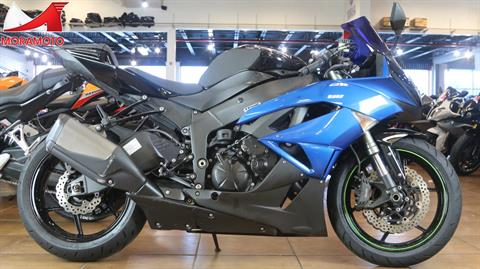 2009 Kawasaki Ninja® ZX™-6R in Pinellas Park, Florida - Photo 1
