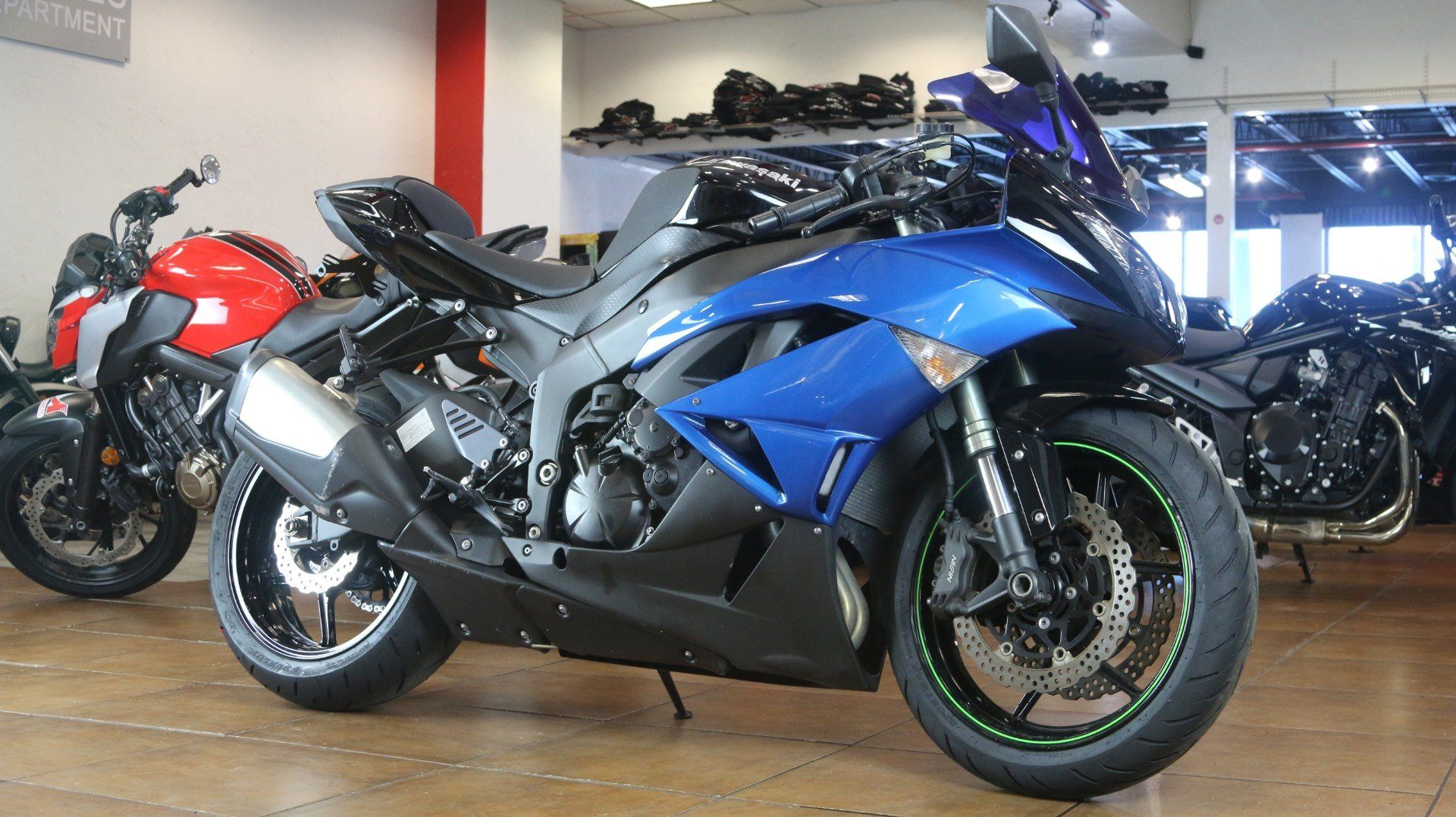 2009 Kawasaki Ninja® ZX™-6R in Pinellas Park, Florida - Photo 2