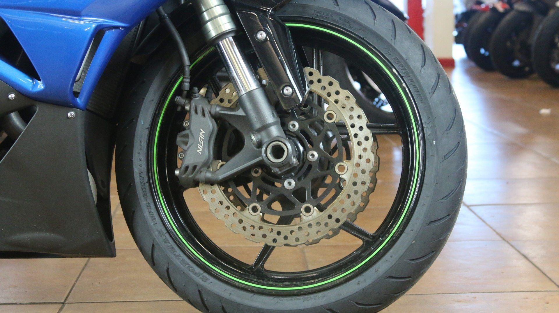 2009 Kawasaki Ninja® ZX™-6R in Pinellas Park, Florida - Photo 4