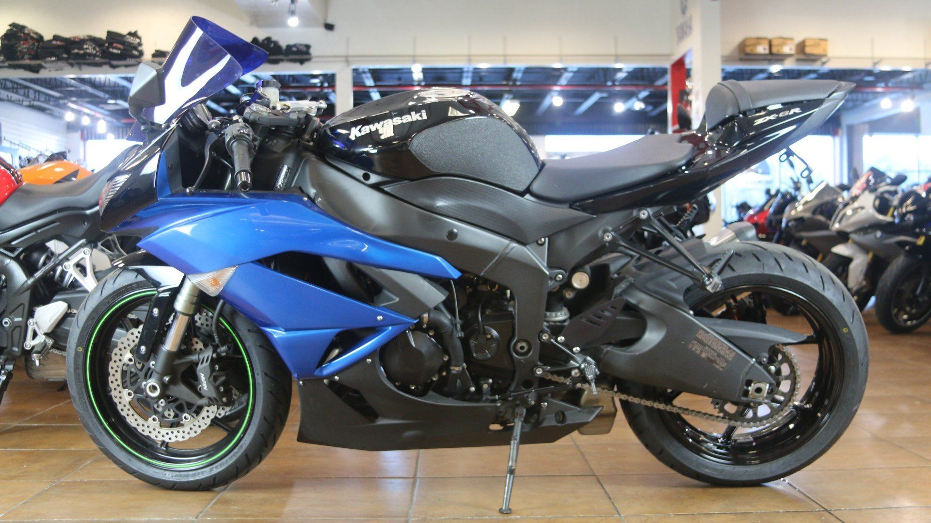 2009 Kawasaki Ninja® ZX™-6R in Pinellas Park, Florida - Photo 10