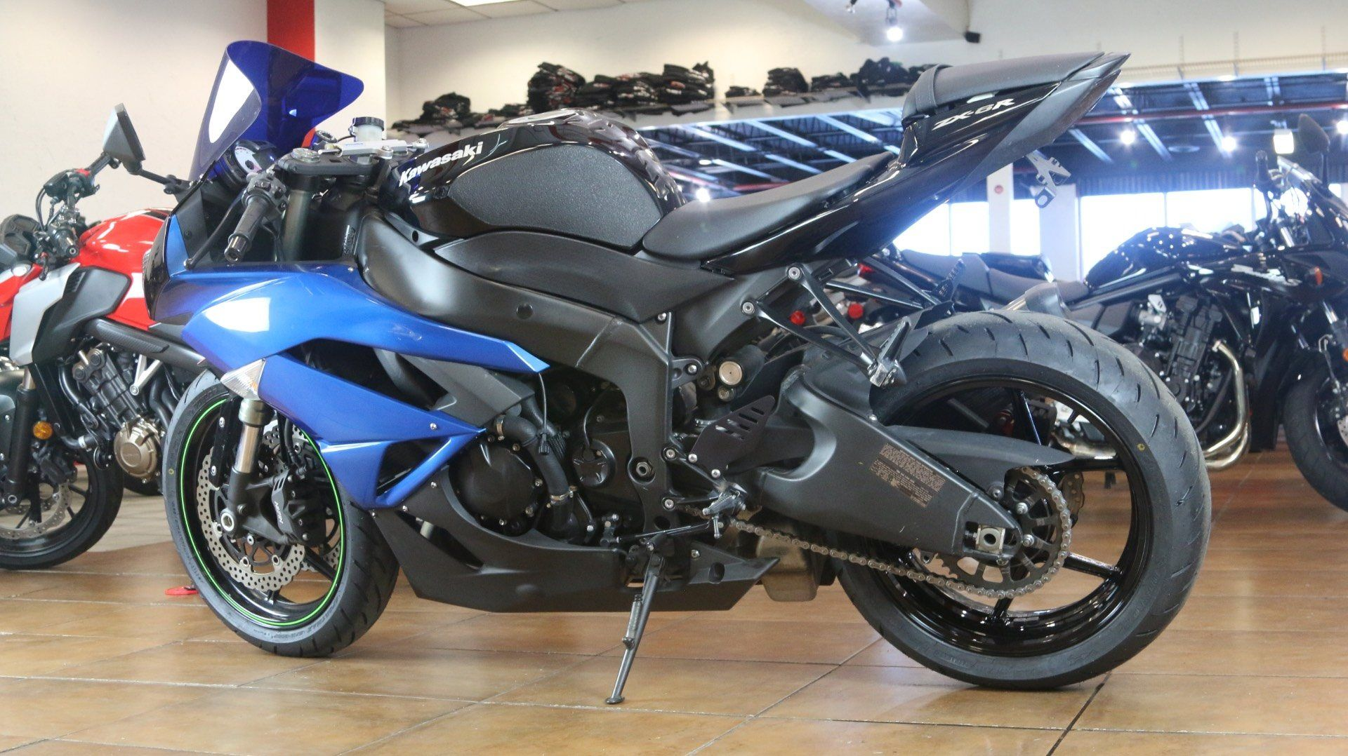 2009 Kawasaki Ninja® ZX™-6R in Pinellas Park, Florida - Photo 12