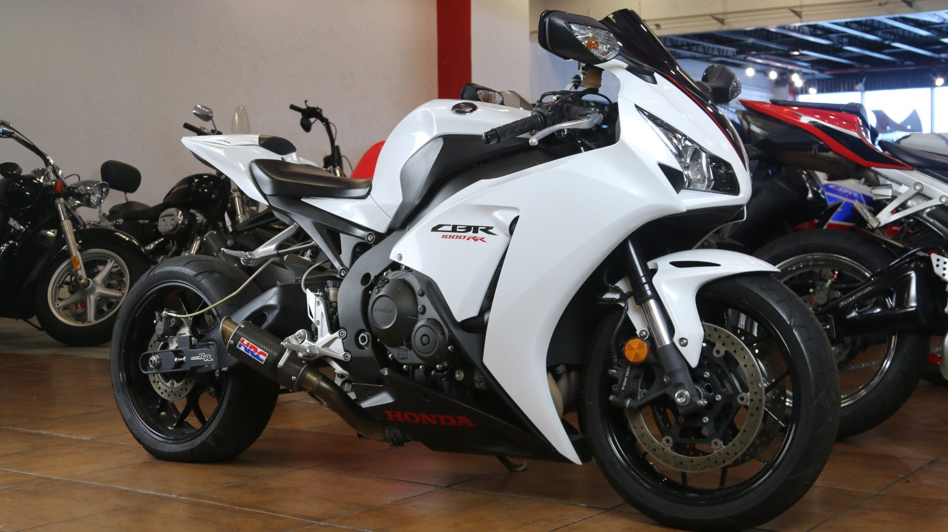 2014 Honda CBR®1000RR in Pinellas Park, Florida - Photo 2