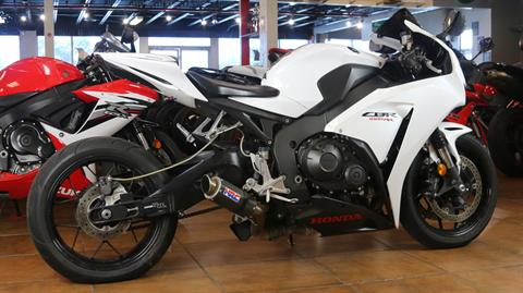 2014 Honda CBR®1000RR in Pinellas Park, Florida - Photo 3