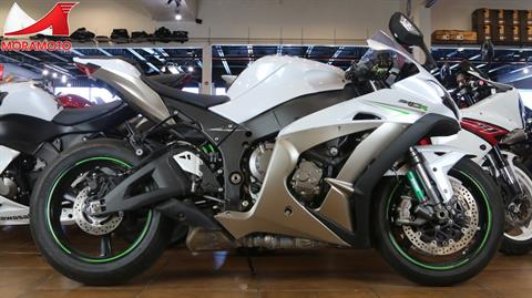 2017 Kawasaki Ninja ZX-10R ABS in Pinellas Park, Florida