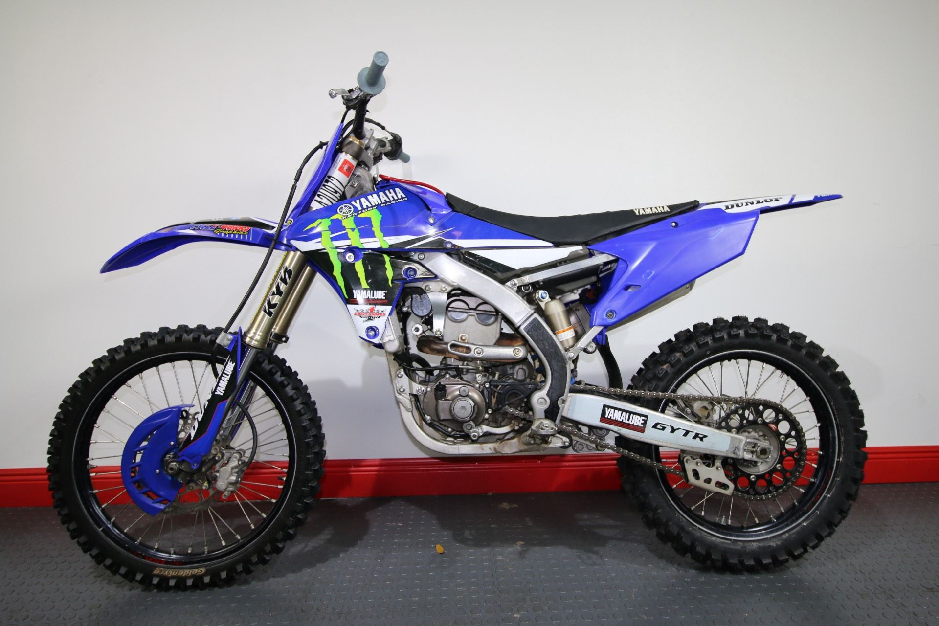 2015 Yamaha YZ250F in Pinellas Park, Florida