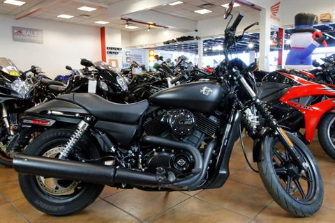 2016 Harley-Davidson XG500 in Pinellas Park, Florida
