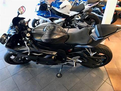2007 Yamaha YZF-R6 in Pinellas Park, Florida