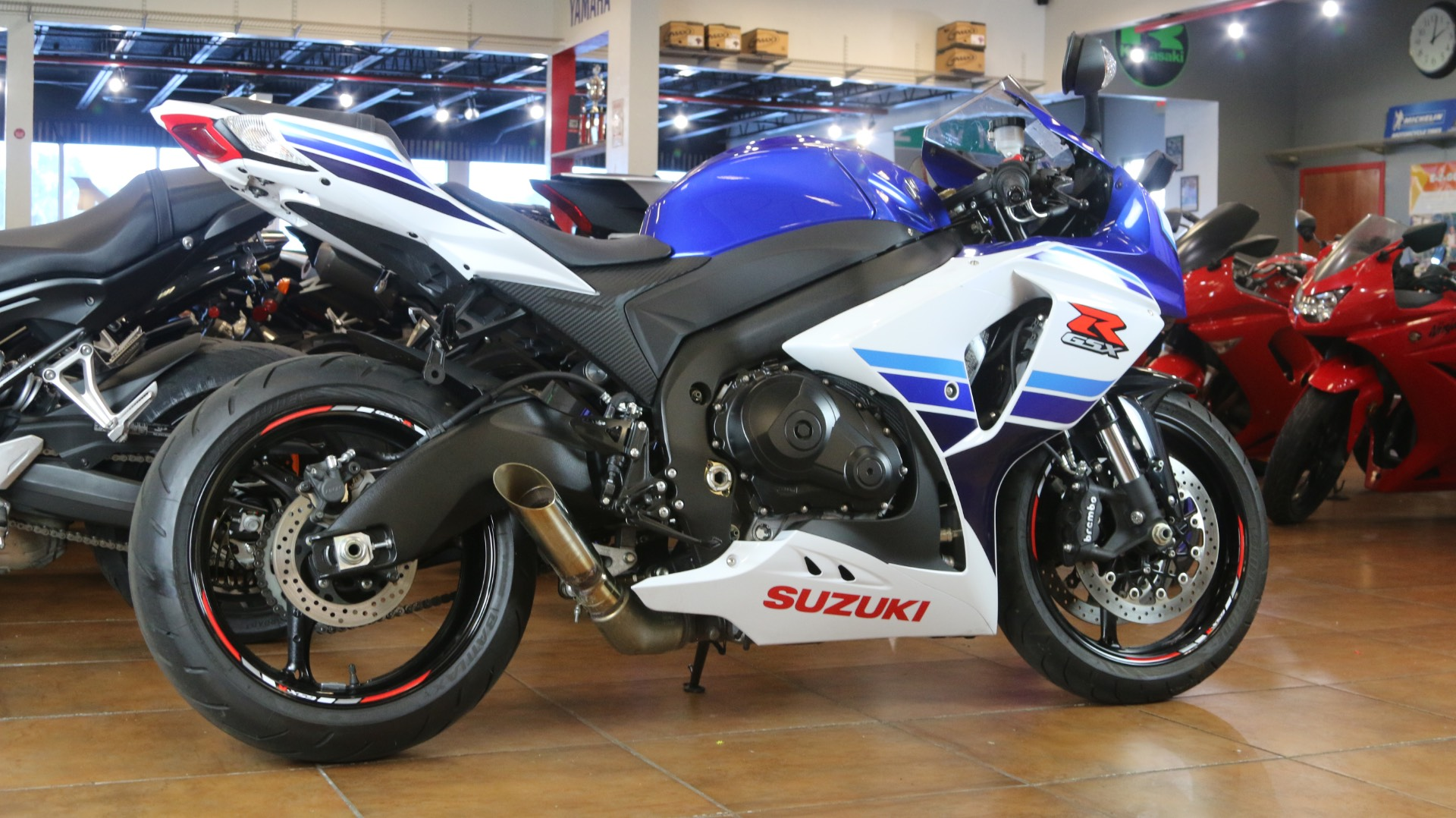 2016 Suzuki GSX-R1000 in Pinellas Park, Florida - Photo 3