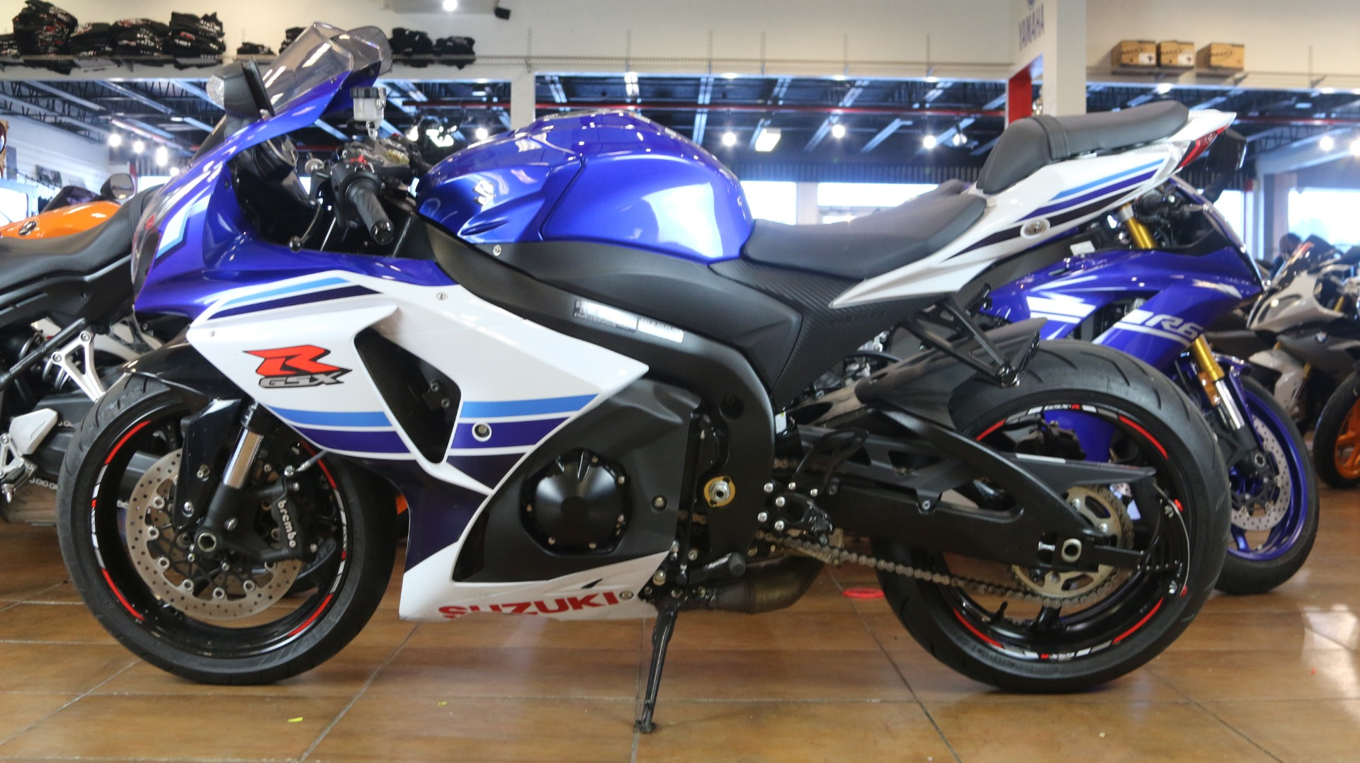 2016 Suzuki GSX-R1000 in Pinellas Park, Florida - Photo 10