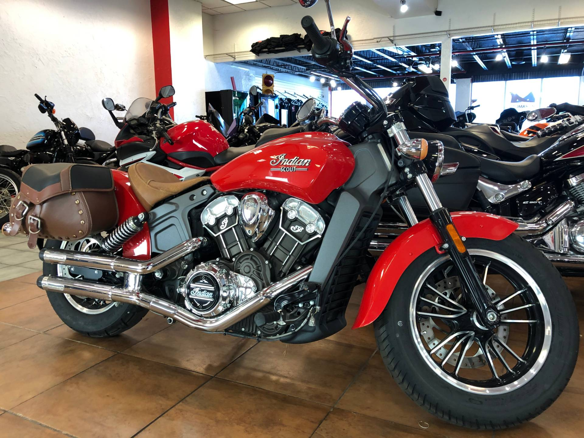 2016 Indian Scout™ in Pinellas Park, Florida - Photo 3