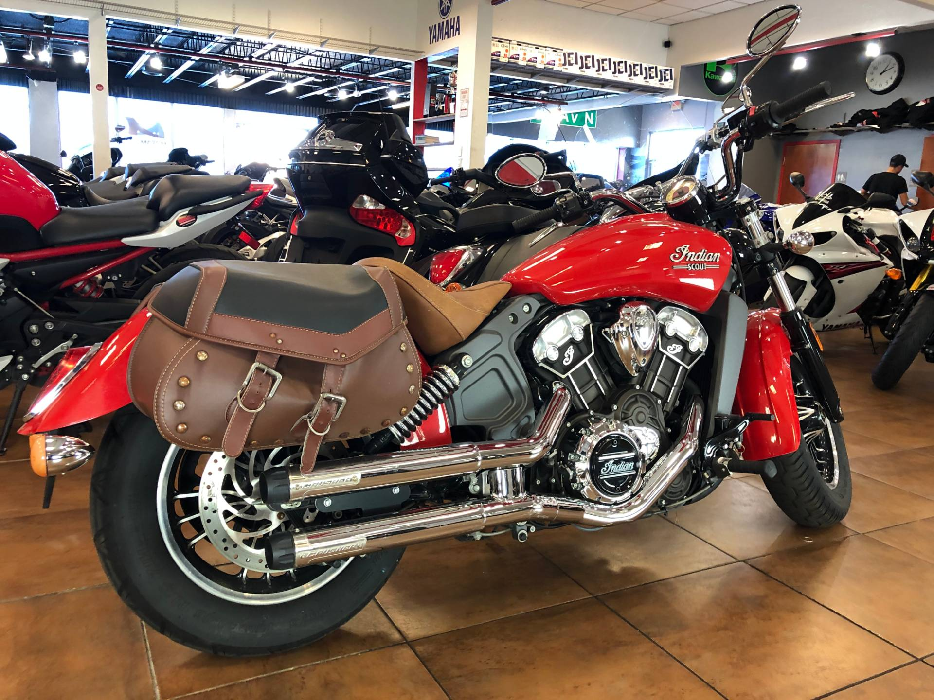 2016 Indian Scout™ in Pinellas Park, Florida - Photo 4