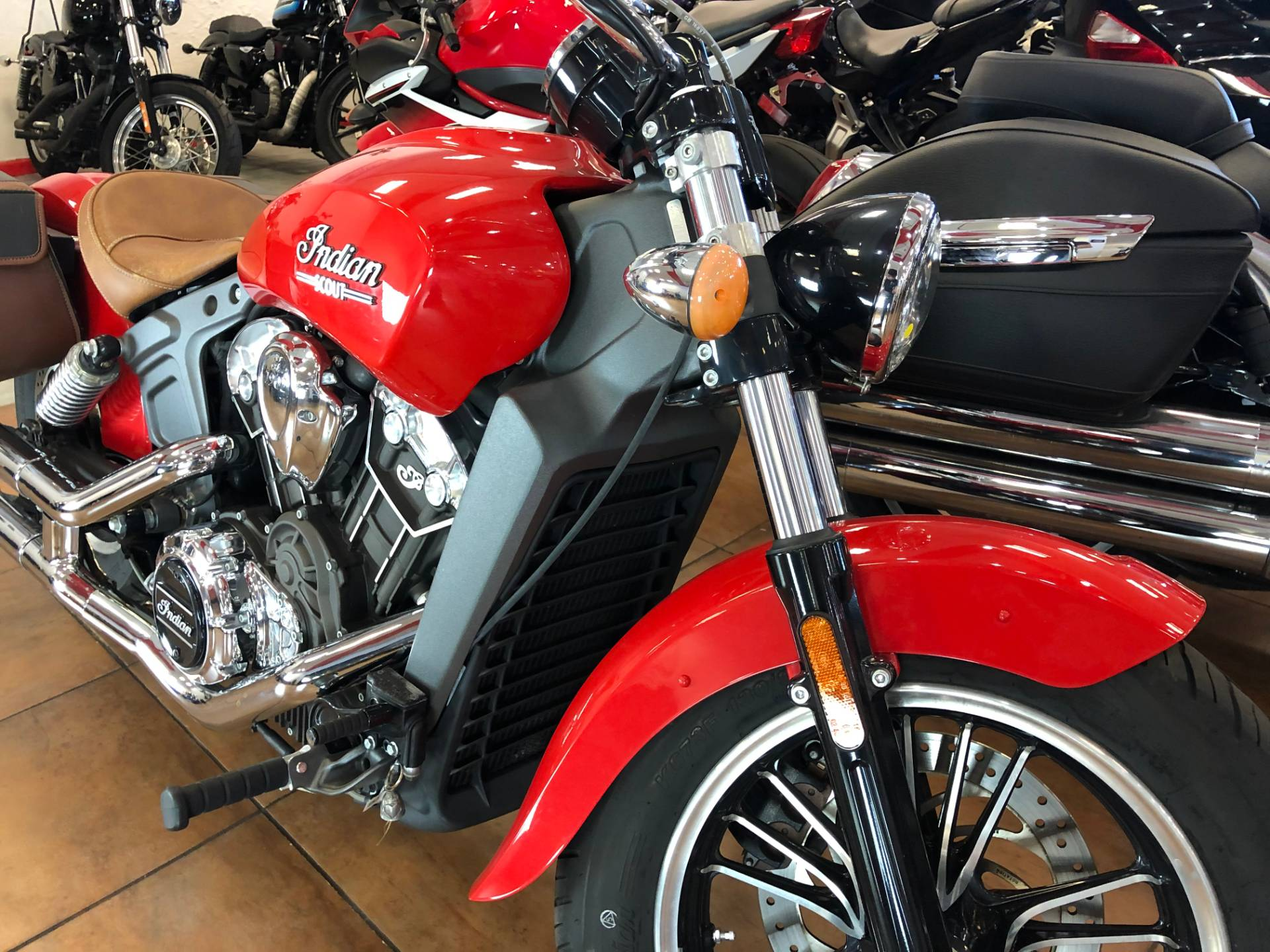 2016 Indian Scout™ in Pinellas Park, Florida - Photo 5