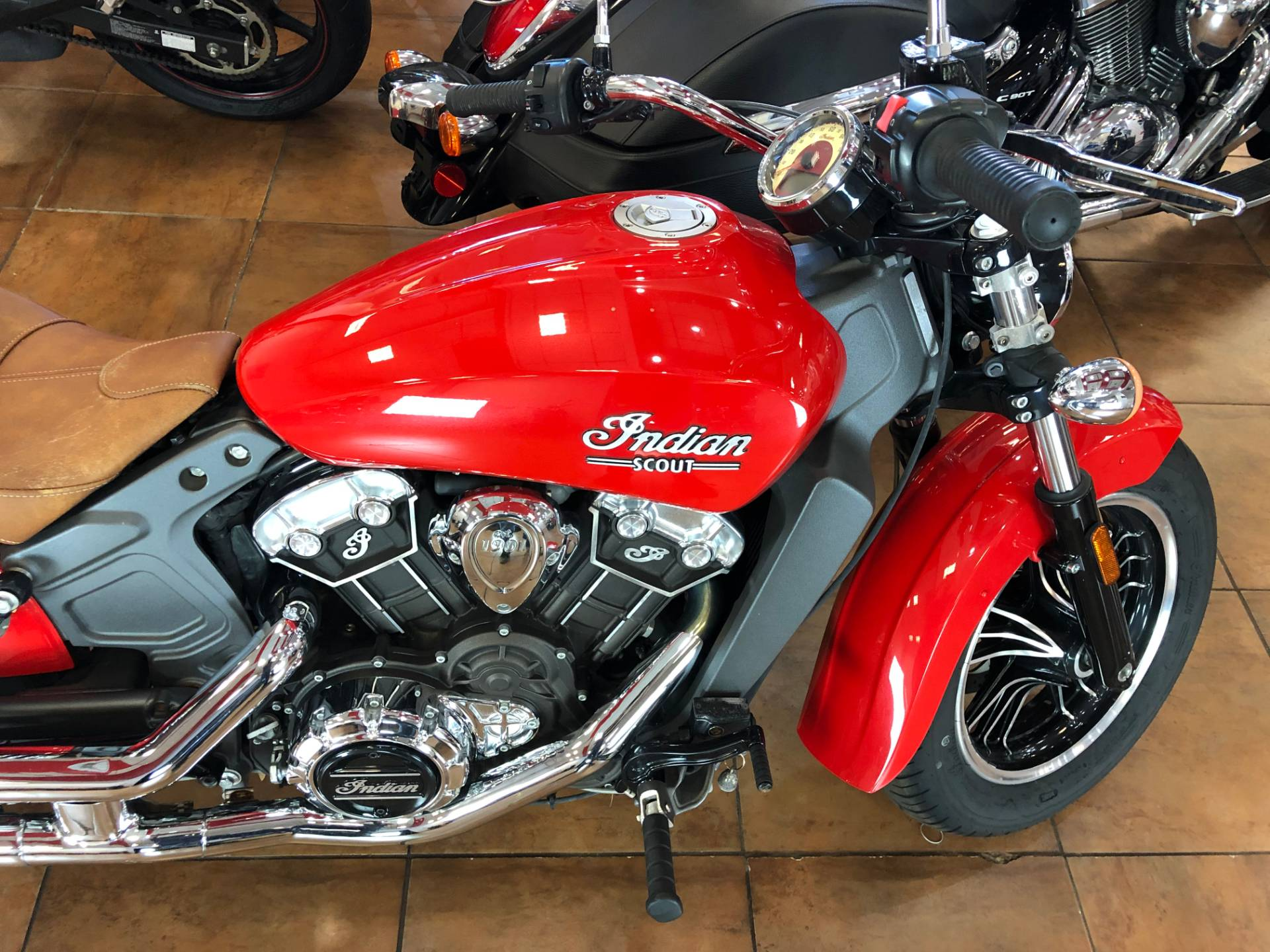 2016 Indian Scout™ in Pinellas Park, Florida - Photo 8