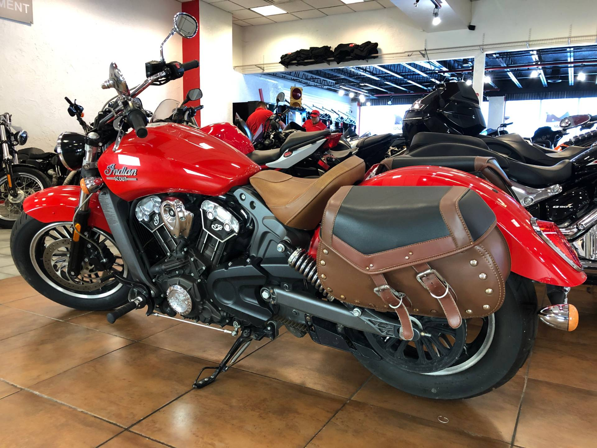 2016 Indian Scout™ in Pinellas Park, Florida - Photo 11