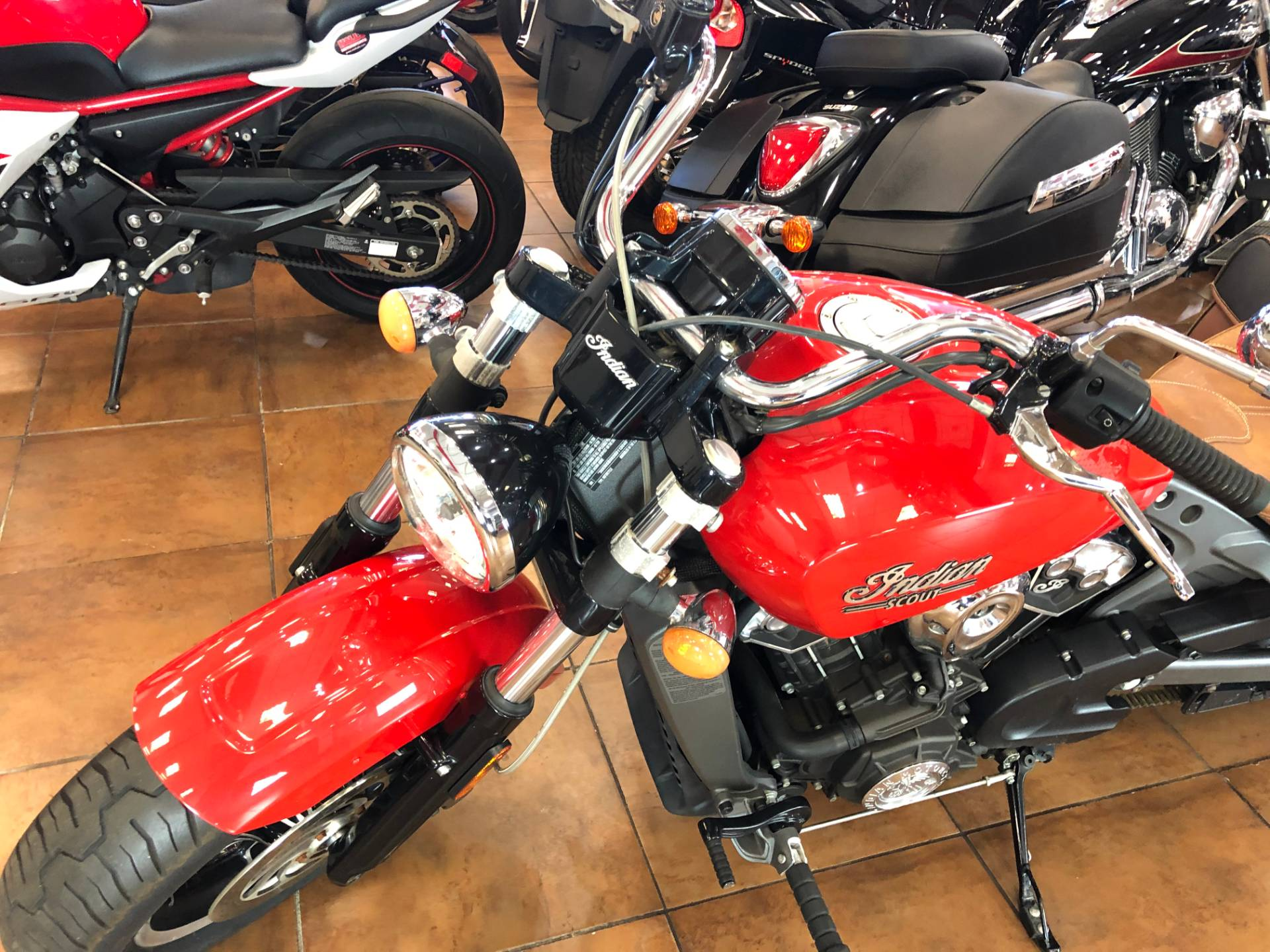 2016 Indian Scout™ in Pinellas Park, Florida - Photo 13