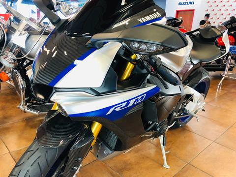 2017 Yamaha YZF-R1M in Pinellas Park, Florida - Photo 13