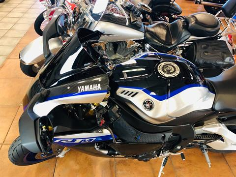 2017 Yamaha YZF-R1M in Pinellas Park, Florida - Photo 16