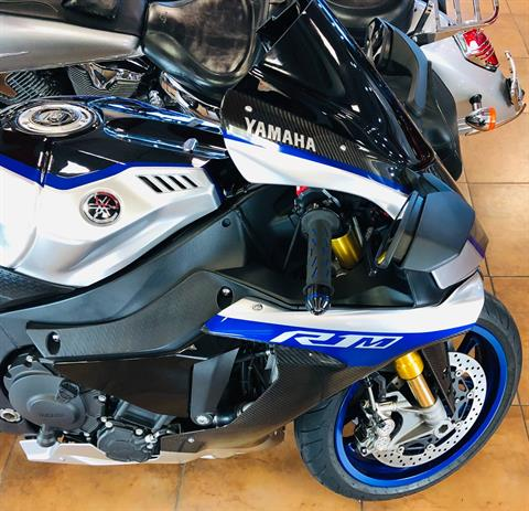 2017 Yamaha YZF-R1M in Pinellas Park, Florida - Photo 8