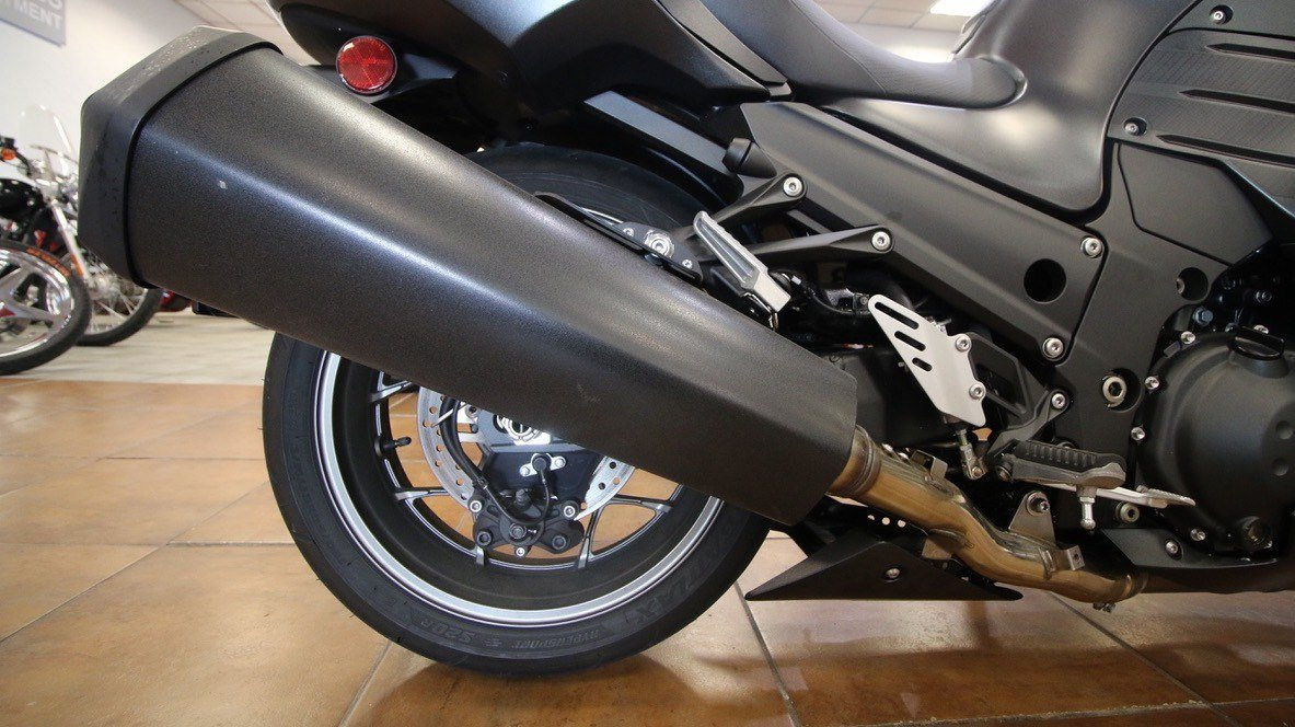2016 Kawasaki Ninja ZX-14R ABS in Pinellas Park, Florida