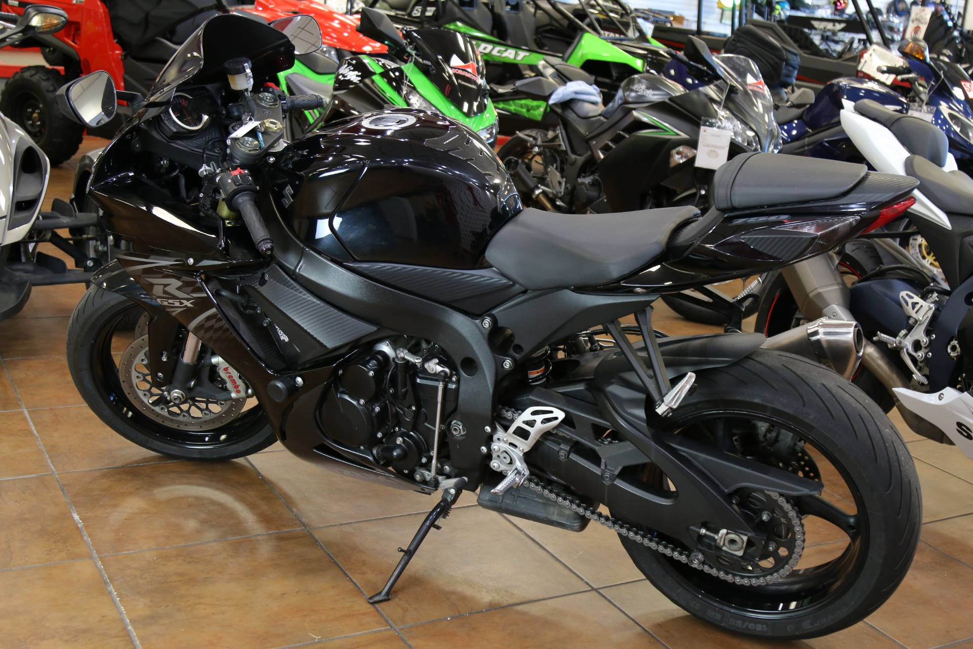 2011 Suzuki GSX-R750™ in Pinellas Park, Florida