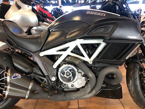 2015 Ducati Diavel Carbon in Pinellas Park, Florida - Photo 6