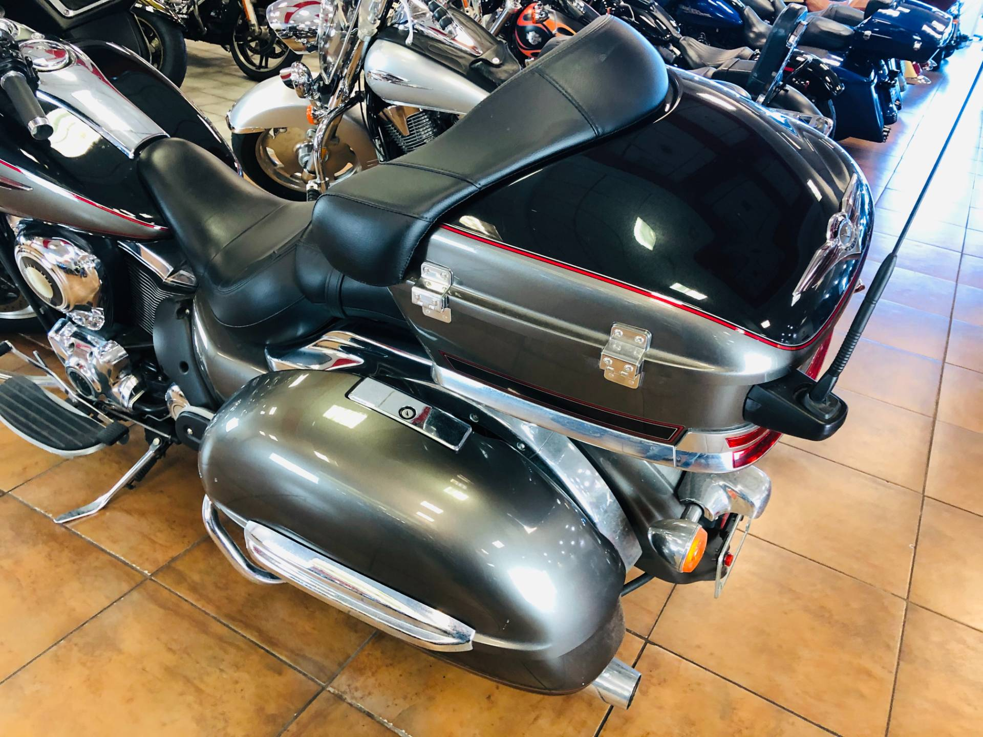 2012 Kawasaki Vulcan® 1700 Voyager® in Pinellas Park, Florida - Photo 6