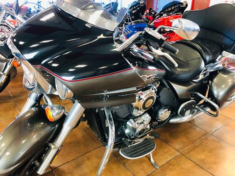2012 Kawasaki Vulcan® 1700 Voyager® in Pinellas Park, Florida - Photo 4
