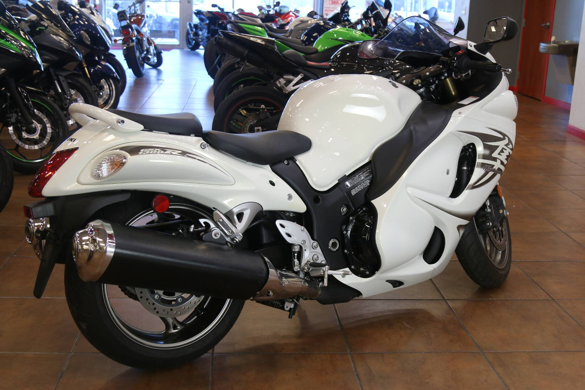 2011 Suzuki Hayabusa in Pinellas Park, Florida