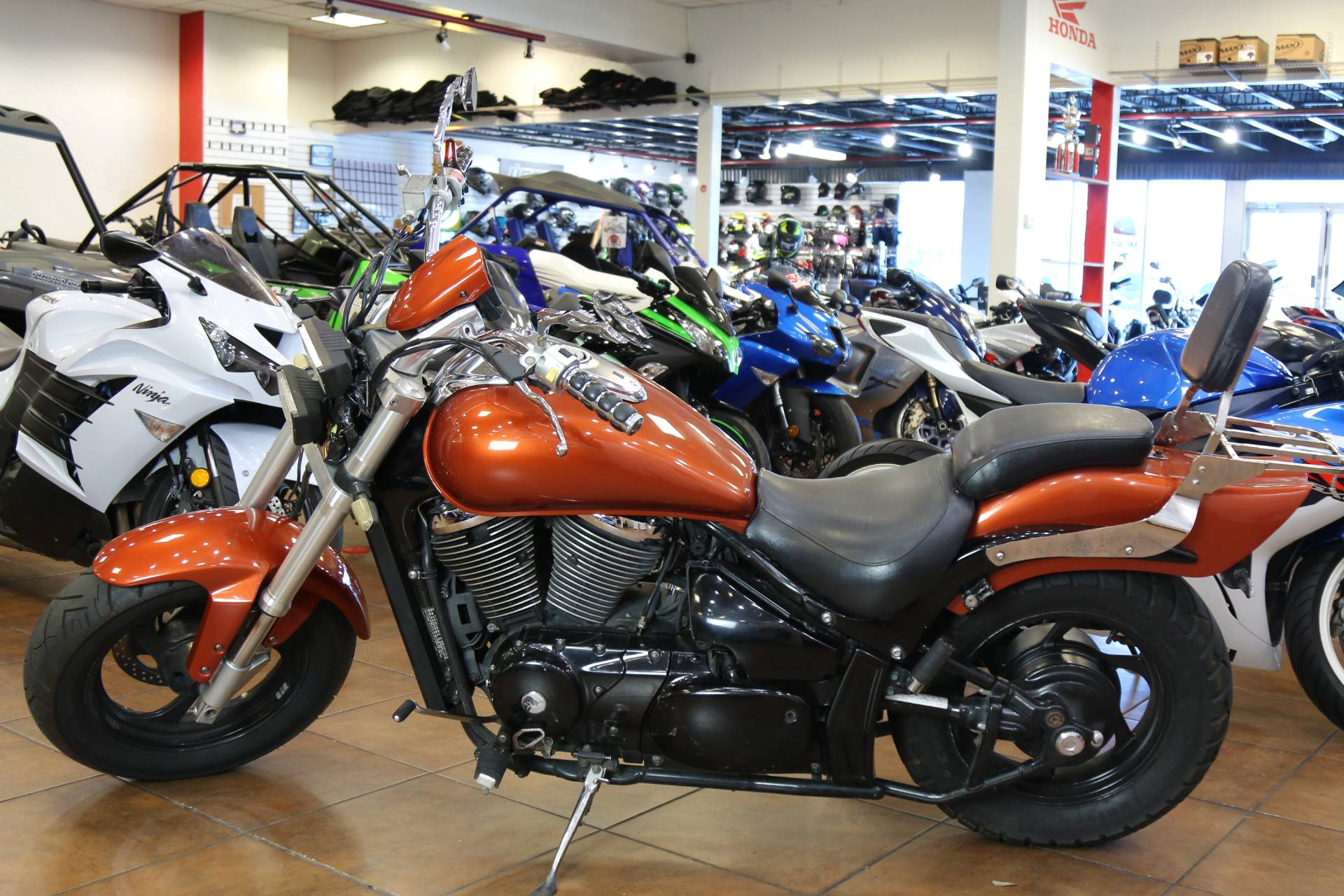 2005 Suzuki Boulevard M50 in Pinellas Park, Florida - Photo 1